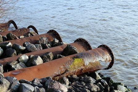 Система водоотведения Санкт-Петербурга испытывает повышенные нагрузки из-за ненормативного сбора сточных вод