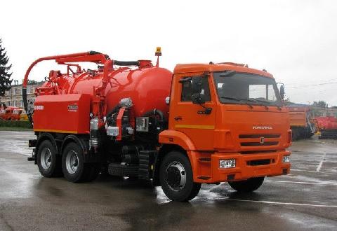 ООО «Концессии водоснабжения-Саратов» закупило спецтехнику для обслуживания канализационной сети