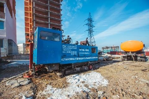 КГУП «Приморский водоканал» расширяет применение установок горизонтально направленного бурения