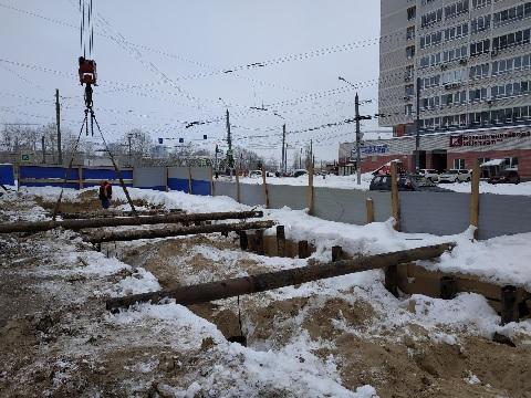 ОАО «Нижегородский водоканал» завершило ремонт трех канализационных коллекторов