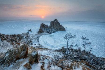 Очистные сооружения мощностью 350 тыс. м3 в сутки для озера Байкал создадут к концу 2024 г.