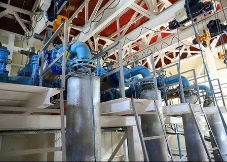 В Сочи развивают автоматизированную резервную схему водоснабжения города