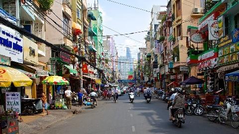 В крупнейшем городе Вьетнама срывается программа строительства очистных сооружений канализации
