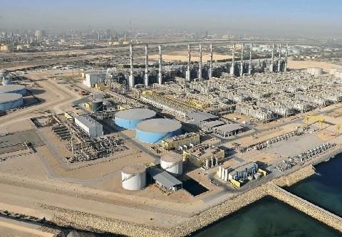 В Саудовской Аравии построят крупнейшую  в мире станцию опреснения морской воды