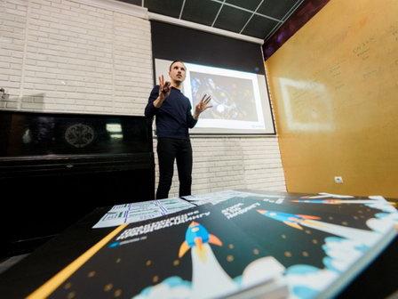 Берлинский центр социальных инноваций SOIN поощрил проект по экспертизе качества воды Байкала