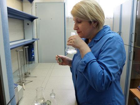 На тепловых станциях CГК работает служба «водных сомелье»