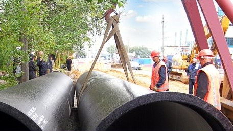 На сетях водоснабжения и канализации все чаще применяют трубы из ВЧШГ