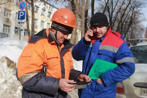 В ООО «РКС-Самара» создана электронная схема городской системы водоотведения