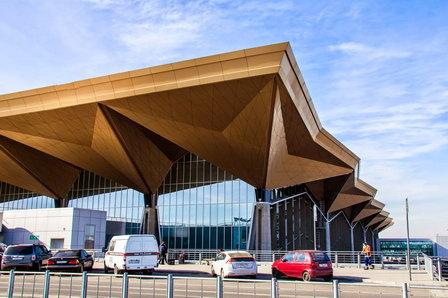 Петербургский аэропорт Пулково перенаправит стоки в городскую канализацию