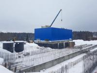 Биологические очистные сооружения в пермском микрорайоне Новые Ляды модернизируют без остановки работы