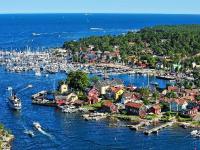 Решена проблема водоснабжения шведского острова Сандхамн