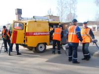 В Подмосковье создадут четыре территориальных подразделения МОС АВС