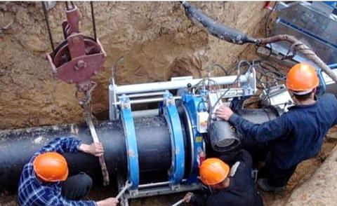 АО «Водоканал» в Каменске-Уральском обновляет сети методом «труба в трубе»