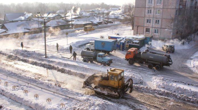 В Рубцовске на устранении последствий аварии на канализационном коллекторе воспользовались методом горизонтально направленного бурения