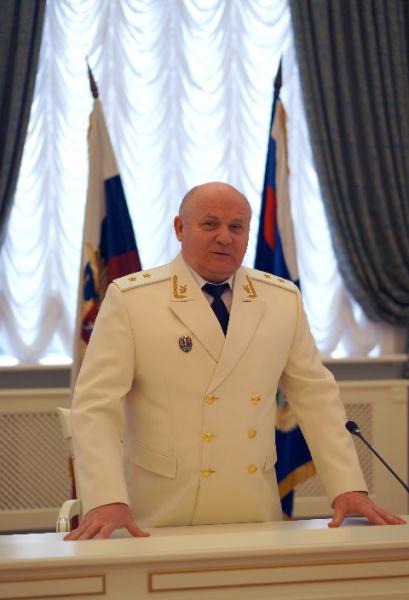 Бывший прокурор Москвы Владимир Чуриков стал заместителем генерального директора АО «Мосводоканал»