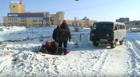 Водоканал Якутска приобретает новую  каналопромывочную машину