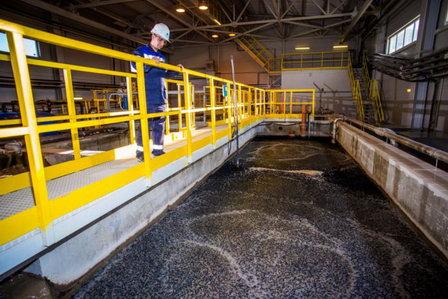 «ЕвроХим-ВолгаКалий» внедряет на Гремячинском горно-обогатительного комбинате наилучшие доступные технологии водопользования
