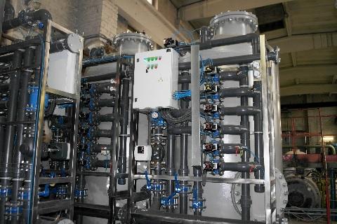 В котельной Тракторозаводского района Волгограда установили автоматизированную систему фильтрации воды