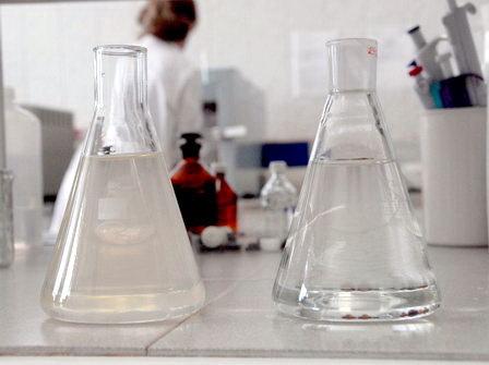 «Вологдагорводоканал» проводит конкурс по проекту реконструкции реагентного хозяйства