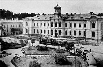 Московская инженерно-технологическая школа очистки сточных вод – 138 лет развития (часть первая)