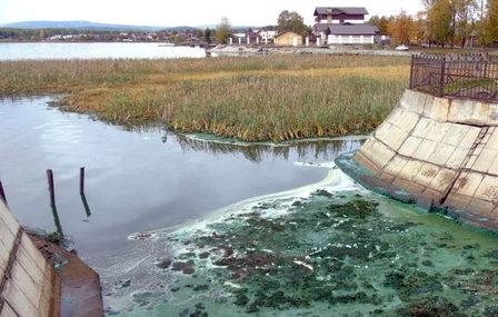 В водохранилищах Нижнего Тагила испытывается технология очистки  воды от компании