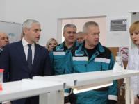 В Ноябрьске заработала новая станция очистки подземных вод