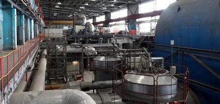 На газовой турбине Дзержинской ТЭЦ успешно завершились сертификационные испытания