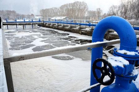 Арбитражный суд арестовал имущество Левобережных очистных сооружений Воронежа