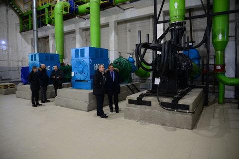В Ленобласти локализуют производство компонентов оборудования очистных сооружений