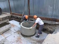 В Ростове-на-Дону завершают строительство третьей очереди канализационного коллектора