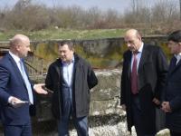 Минстрой поддержит реконструкцию очистных сооружений Владикавказа