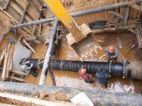 Коммунальные службы Ульяновска осваивают бестраншейный способ реконструкции сетей канализации в жилых домах