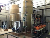 «Уральская водная компания» завершает реконструкцию сооружений водоподготовки в Ревде Свердловской области