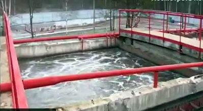 В Казани закрыли источник технологических запахов на очистных стальными колпаками