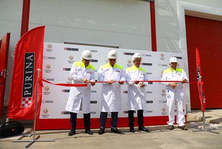«Нестле Пурина ПетКер» инвестировала 578 млн. руб. в очистные сооружения фабрики в Калужской области