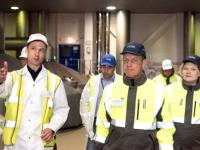 Комплекс очистных сооружений на заводе «Балтика-Новосибирск» введут в середине 2019 г.