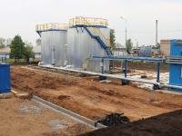 Завершается реконструкция биологических очистных сооружений ПАО «Нижнекамскнефтехим»