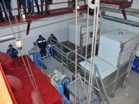 В Вольске на биологических очистных сооружениях начались пуско-наладочные работы