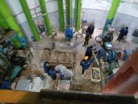 В Костроме реконструируют насосную станцию Димитровских очистных сооружений водопровода