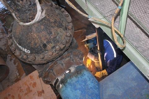 РЭУ «Троицкий групповой водопровод» повышает надежность системы водоснабжения