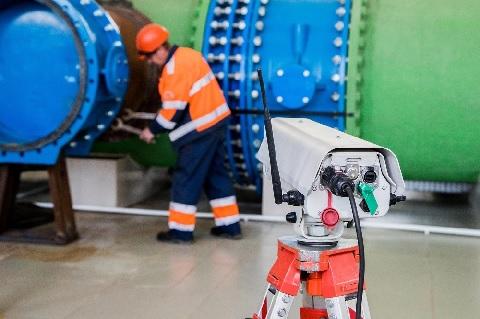 ГУП «Водоканал Санкт-Петербурга» внедряет видеонаблюдение за ремонтными работами