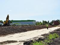 В Козельске Калужской области началось строительство станции очистки воды и ВНС второго подъема