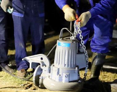 Сочи обзаводится агрегатами для вылавливания крупного мусора из канализации