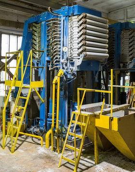 В ООО «ВИЗ-Сталь» в Екатеринбурге завершается капитальный ремонт очистных сооружений