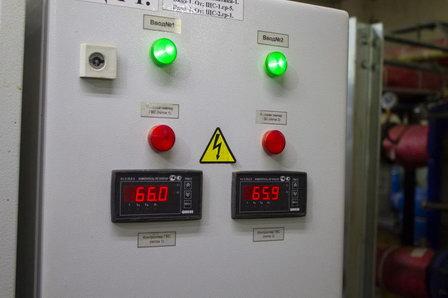 СГК вводит в новосибирском микрорайоне Пашино новую систему циркуляции горячего водоснабжения