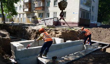 Техническое перевооружение внутриквартальных сетей в Тольятти сотрудники Т-Плюс ведут с использованием СОДК