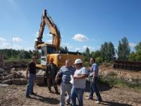В пос. Рогнедино Брянской области построят новые очистные сооружения канализации