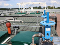 В Путилово Ленинградской области заработали новые очистные сооружения канализации