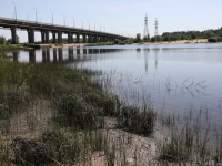 На Волго-Ахтубинской пойме реализуют проект по строительству комплекса гидротехнических сооружений