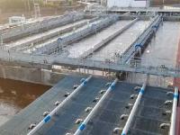 В ОАО «Щекиноазот» готовятся к реконструкции цеха очистки промышленных стоков